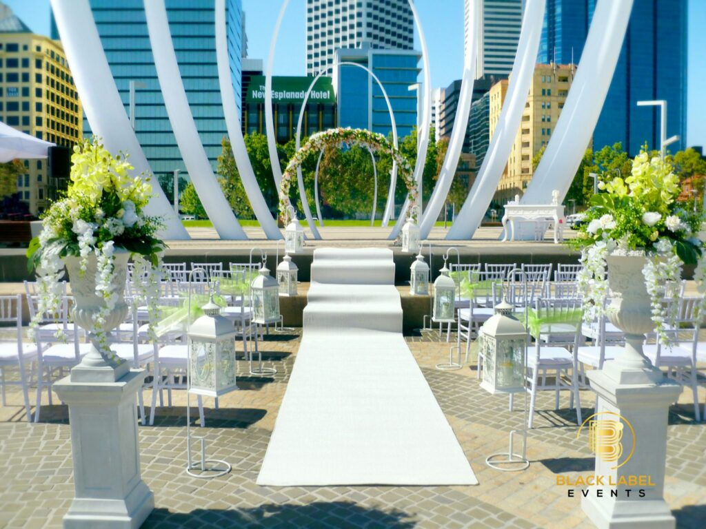 Event Furniture Rental Perth