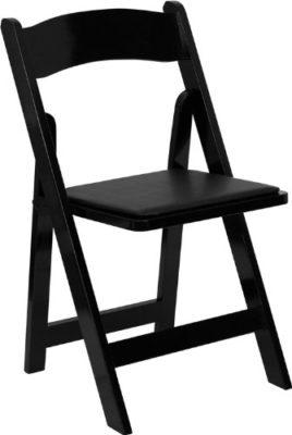 american chair black