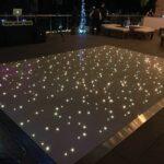light up dance floor hire