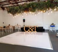 dance floor hire perth