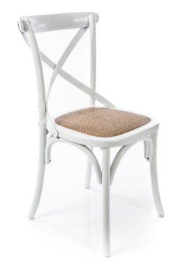 white crossback chair hire perth