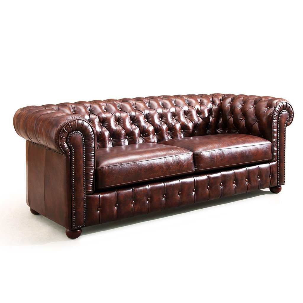 Chesterfield Sofa Hire Black Label