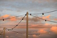 Festoon Lighting hire Perth