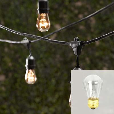 festoon lighting hire perth