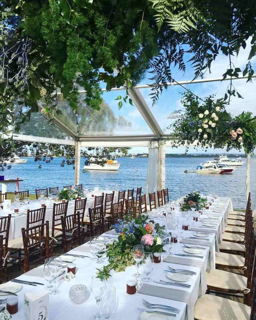 Marquee Wedding Perth