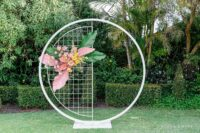 Circle Wedding Arbour