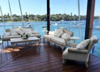 Lounge furniture hire perth