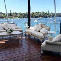 Lounge furniture hire perth