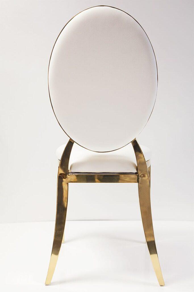 Gold Velvet Chair Hire Perth