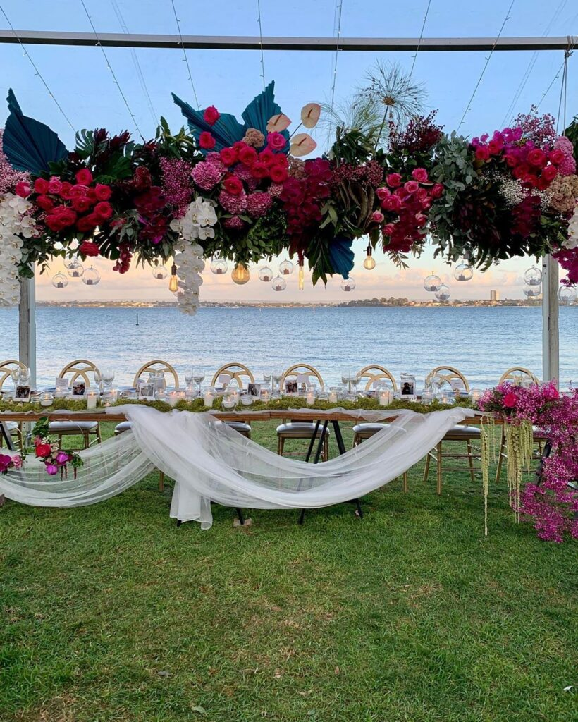 Perth Outdoor Wedding