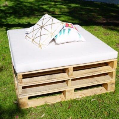 Pallet Furniture Hire Perth