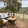 outdoor pallet furniture hire perth