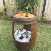 Esky Wine Barrel Hire Perth