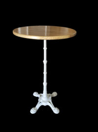 ornate bar table hire